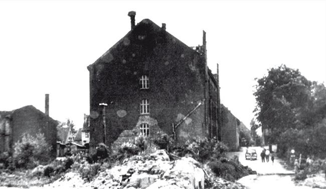 szkoła podstawowa nr 1 wojną